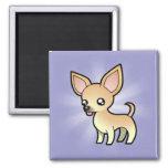 Chihuahua del dibujo animado (capa lisa)