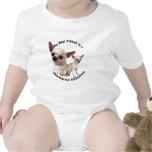 Chihuahua del mejor amigo de pelo corto traje de bebé