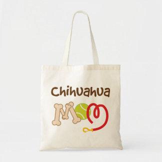 Chihuahua Dog Breed Mom Gift Budget Tote Bag