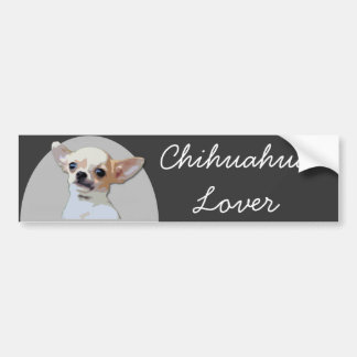 Chihuahua Dog Bumper Sticker