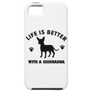 chihuahua dog design iPhone SE/5/5s case