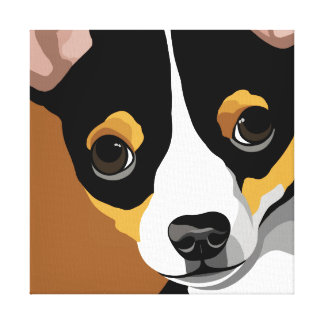 Chihuahua Dog Gifts Canvas Print