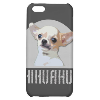 Chihuahua Dog Case For iPhone 5C