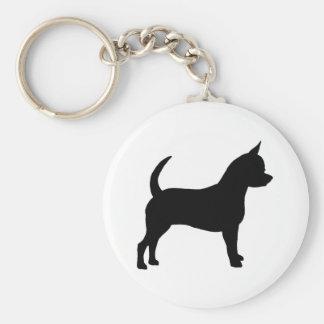 Chihuahua Dog Key Chain