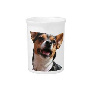Chihuahua Dog Pitcher