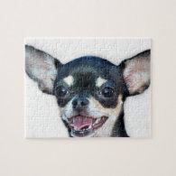 Chihuahua dog puzzles