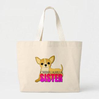 Chihuahua Dog Sister Bags