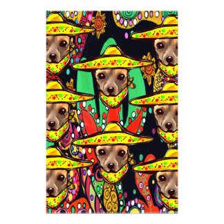 CHIHUAHUA DOG STATIONERY