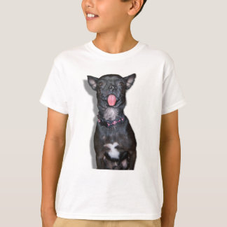 Chihuahua Dog Tongue T-Shirt