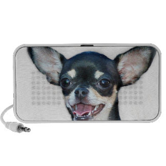Chihuahua doodle speaker