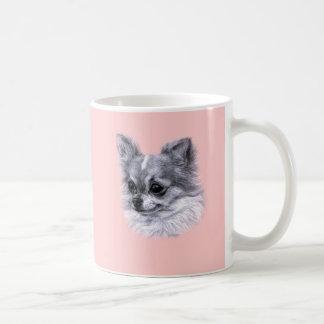 Chihuahua Drawing Coffee Mug