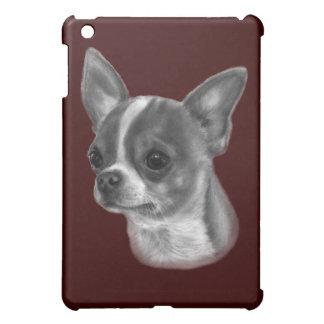 Chihuahua Drawing iPad Mini Case