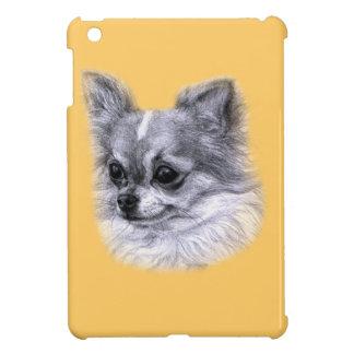 Chihuahua Drawing iPad Mini Cover