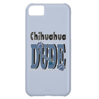Chihuahua DUDE iPhone 5C Case