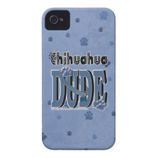 Chihuahua DUDE iPhone 4 Cover