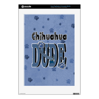 Chihuahua DUDE Skin For The PS3