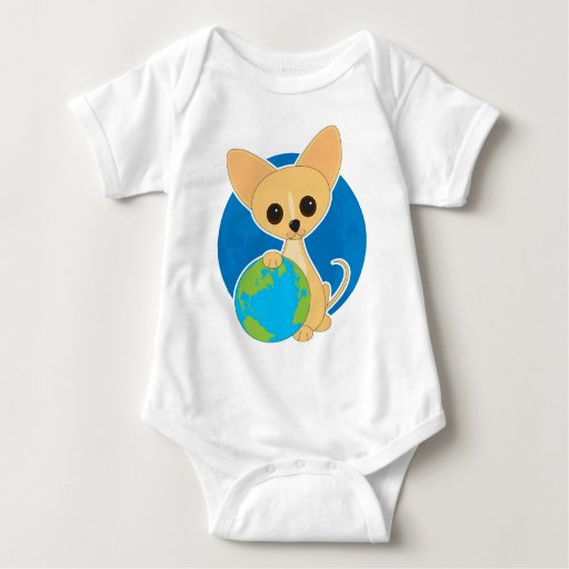 Chihuahua Earth Day T Shirt