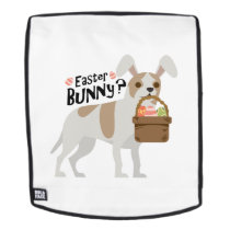 Chihuahua Easter Funny for Boys Girls Love Dog Backpack