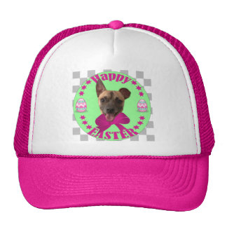 CHIHUAHUA EASTER TRUCKER HAT