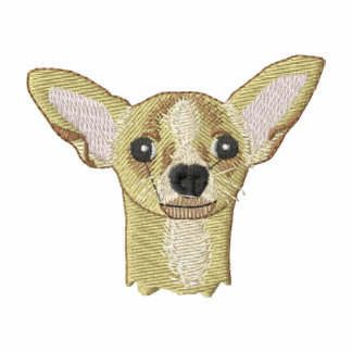 Chihuahua Embroidered Jacket
