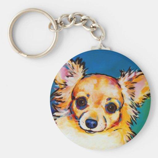 Chihuahua Fawn LC Key Chain