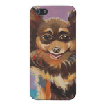 Chihuahua fun colorful happy original painting art cover for iPhone 5
