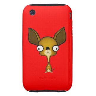 Chihuahua iPhone 3 Tough Fundas