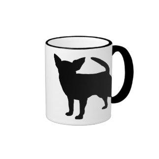Chihuahua Gear Ringer Mug