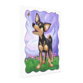 Chihuahua Gifts & Accessories Canvas Print