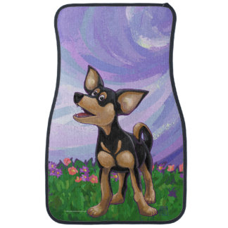 Chihuahua Gifts & Accessories Car Floor Mat