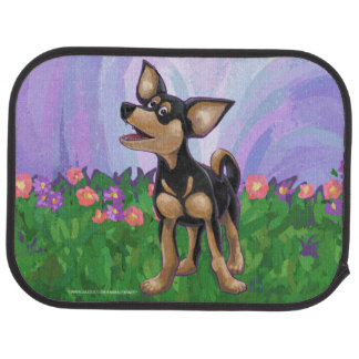 Chihuahua Gifts & Accessories Car Mat