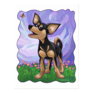 Chihuahua Gifts & Accessories Post Cards