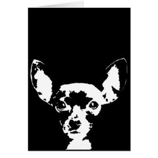 Chihuahua Gifts - Card