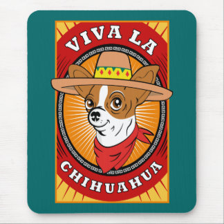 Chihuahua gifts for Chihuahua Lovers Mouse Pad