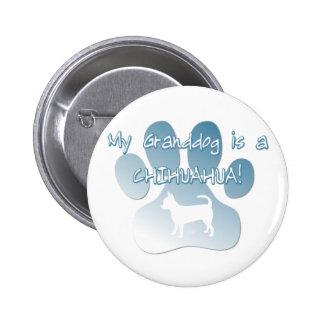 Chihuahua Granddog Pins