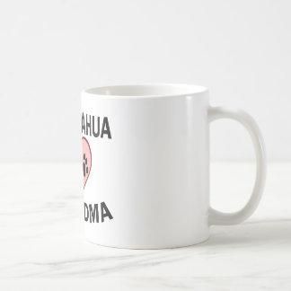 Chihuahua Grandma Classic White Coffee Mug