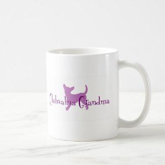 Chihuahua Grandma Coffee Mug