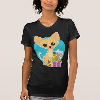 Chihuahua Hanukkah Tee Shirt