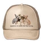 Chihuahua Happy Trio Hat