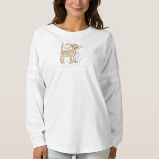 Chihuahua I'm Kind of a Big Deal Spirit Jersey