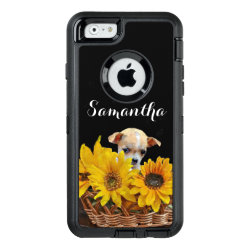 OtterBox Symmetry iPhone 6/6s Case with Chihuahua Phone Cases design