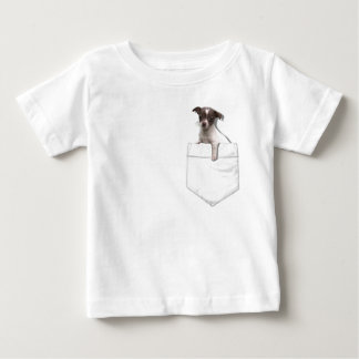 Chihuahua In Your Pocket Baby T-Shirt