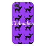 Chihuahua iPhone 4 Carcasas