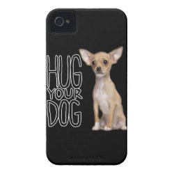 Case-Mate iPhone 4 Barely There Universal Case with Chihuahua Phone Cases design