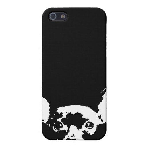 Chihuahua iPhone 5 Carcasa