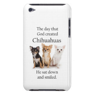Chihuahua iPod Touch Case