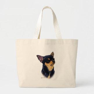 Chihuahua Jumbo Tote Bag