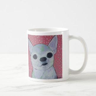 Chihuahua...Kolorful Kanines Coffee Mug