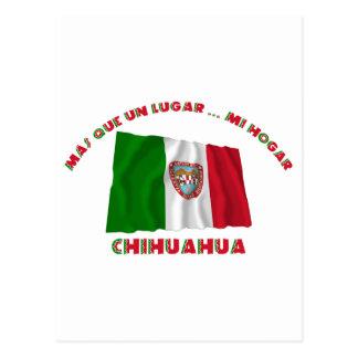 Chihuahua - la O.N.U Lugar… MI Hogar de Más Que Postal