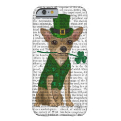 Case-Mate Barely There iPhone 6 Case with Chihuahua Phone Cases design
